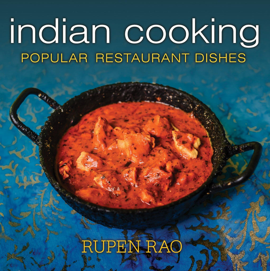 COOKBOOK - Indian Cooking (Popular Restaurant Dishes)