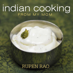COOKBOOK - Indian Cooking from My Mom