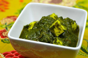 Curry Spinach (SAAG)
