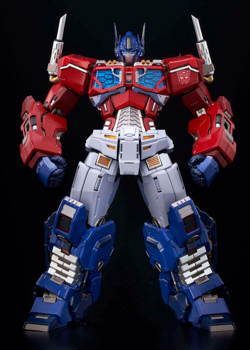 Flame Toys Transformers Kuro Kara Kuri - #04 Optimus Prime Action Figure