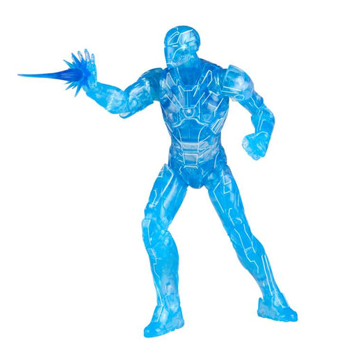 Hasbro Marvel Legends Iron Man 6-inch Action Figure - Holo Iron Man BAF Ursa Major