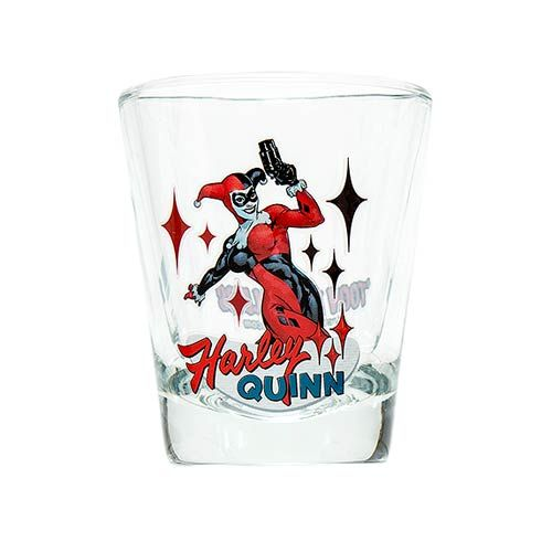 Toon Tumblers DC Comics Harley Quinn (Original Ver.) 2-oz. Shot Glass