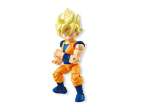 Bandai Shokugan 66 Action - Dragon Ball Z Kai Goku Mini-Figure