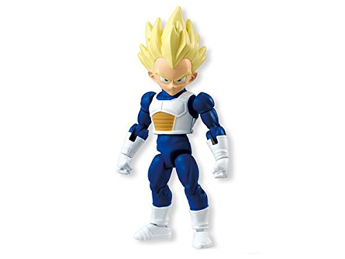 Bandai Shokugan 66 Action - Dragon Ball Z Kai Vegeta Mini-Figure