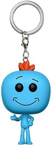 Funko Pop Keychain: Rick and Morty - Mr. Meeseeks