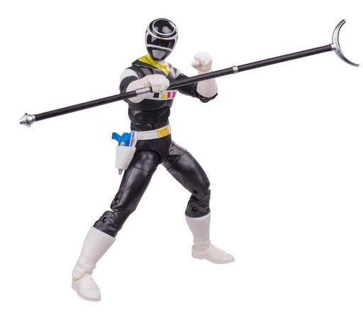 Hasbro Power Rangers: Lightning Collection - Space Black Ranger