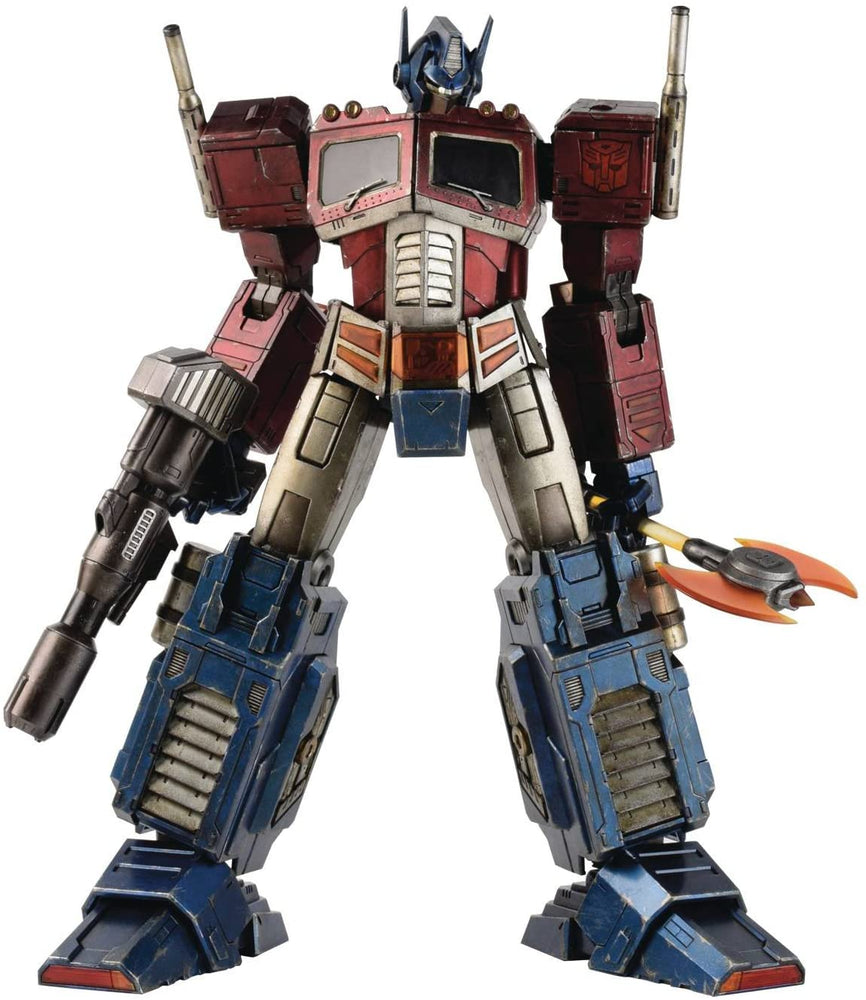 3A Transformers Optimus Prime (G1 Classic Edition) Premium Scale Action Figure