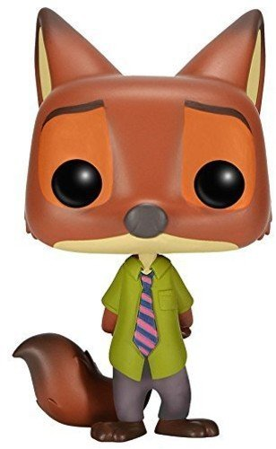 Funko Pop! Disney: Zootopia - Nick Wilde