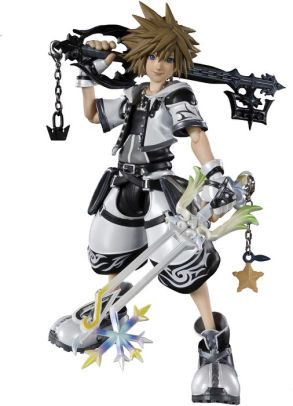 Bandai Tamashii Nations Kingdom Hearts II - Sora (Final Form) S.H. Figuarts