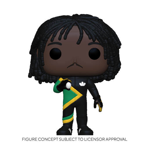 Funko Pop! Movies: Cool Runnings - Sanka Coffie