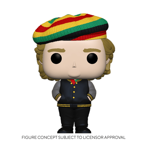 Funko Pop! Movies: Cool Runnings - Irving Blitzer