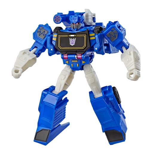 Hasbro Transformers Cyberverse Battle Call Trooper Class Action Figure - Soundwave