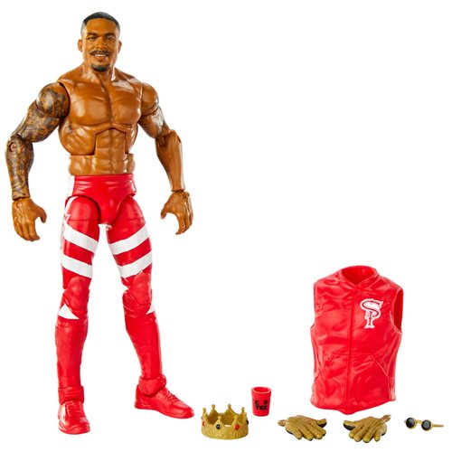 Mattel WWE Elite Collection Series 81 - Montez Ford