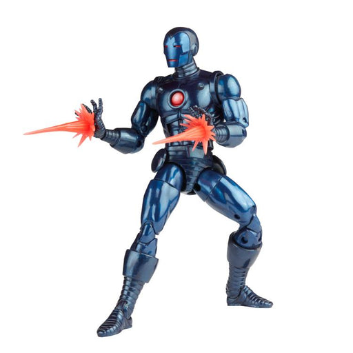 Hasbro Marvel Legends Iron Man 6-inch Action Figure - Stealth Iron Man BAF Ursa Major