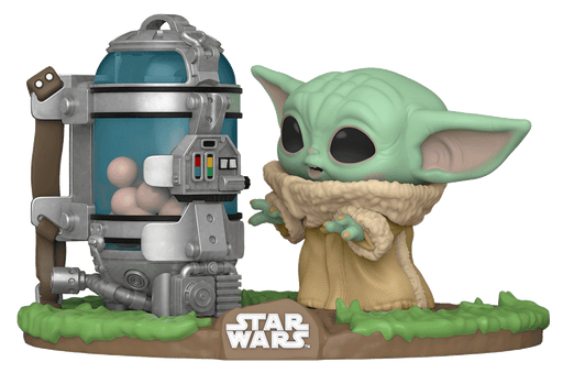 Funko Pop! Star Wars: The Mandalorian - The Child w/ Egg Canister