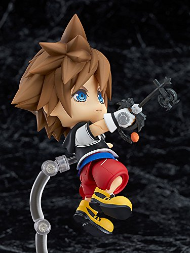 Good Smile Kingdom Hearts - Sora Nendoroid