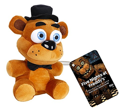 Funko Plushies: Five Nights at Freddy's - Freddy Fazbear