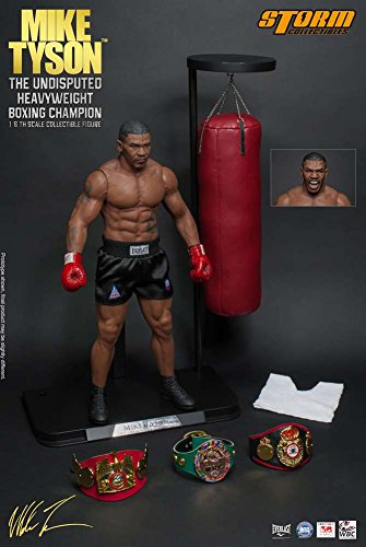 Storm Collectibles Mike Tyson - The Undisputed Heavyweight Boxing Champion 1/6 Scale Action Figure