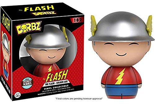 Funko Dorbz: DC - Golden Age Flash