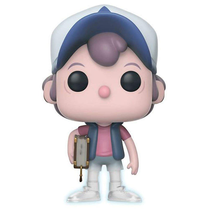 Funko Pop! Animation: Gravity Falls - Dipper Pines (GITD Chase Variant)