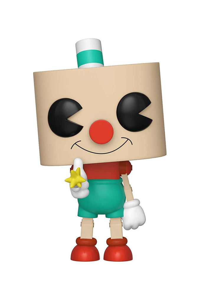 Funko Pop! Games: Cuphead Series 2 - Cuppet