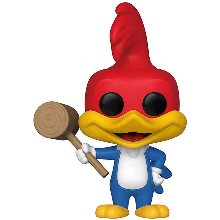 Funko Pop! Animation: Woody Woodpecker - Woody Woodpecker (Chase Variant)