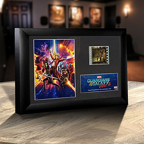 FilmCells Marvel Guardians of the Galaxy Vol. 2 Minicell Framed Art (2017 SDCC Exclusive)