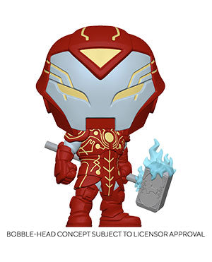 Funko Pop! Marvel: Infinity Warps - Iron Hammer