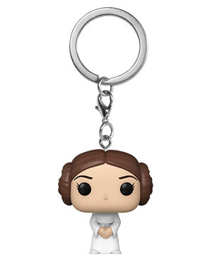 Funko Pop Keychain: Star Wars - Princess Leia
