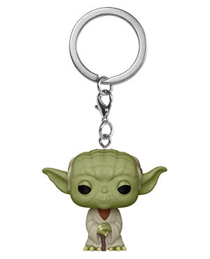 Funko Pop Keychain: Star Wars - Yoda