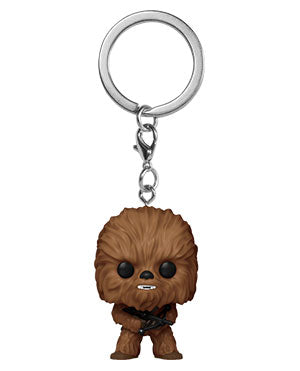 Funko Pop Keychain: Star Wars - Chewbacca