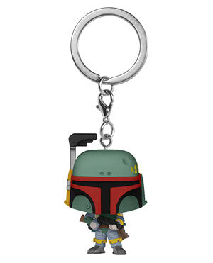 Funko Pop Keychain: Star Wars - Boba Fett
