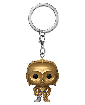 Funko Pop Keychain: Star Wars - C-3PO