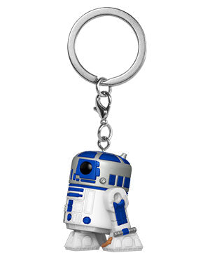 Funko Pop Keychain: Star Wars - R2-D2