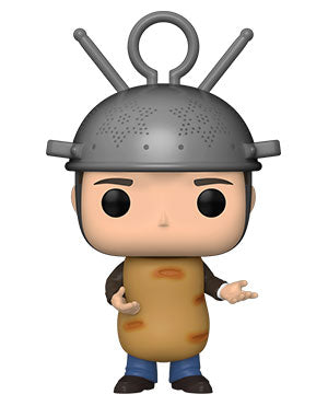 Funko Pop! Television: Friends Series 3 - Ross (Sputnik Ver.)