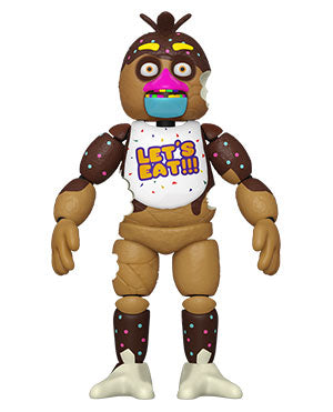 Funko Five Nights at Freddys Articulated Action Figure - Chocolate Chica