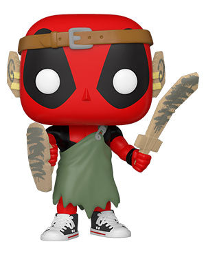 Funko Pop! Marvel: Deadpool 30th - LARP Deadpool