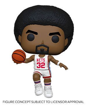 Funko Pop! NBA: Legends - Julius Erving (Nets Home)