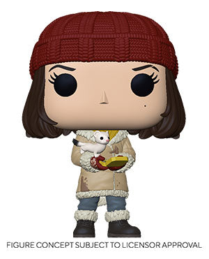Funko Pop! Television: His Dark Materials - Lyra With Pan