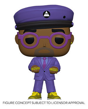Funko Pop! Directors - Spike Lee (Purple Suit Version)