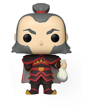 Funko Pop! Animation: Avatar - Admiral Zhao