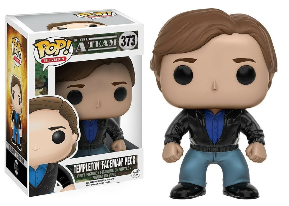 Funko Pop! Television : The A-Team - Templeton 'Faceman' Peck