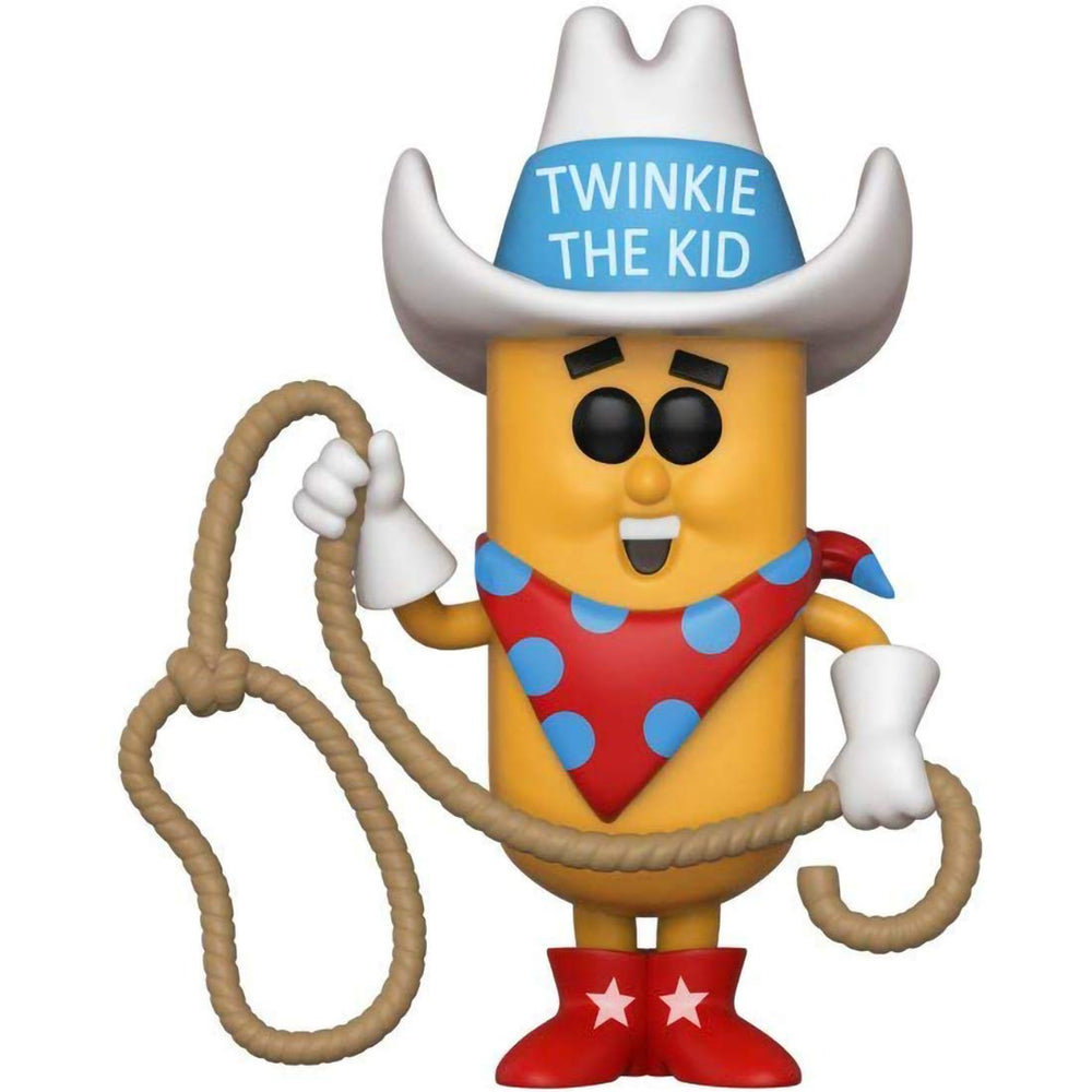 Funko Pop! Ad Icons: Twinkies - Twinkie the Kid (Chase Variant)
