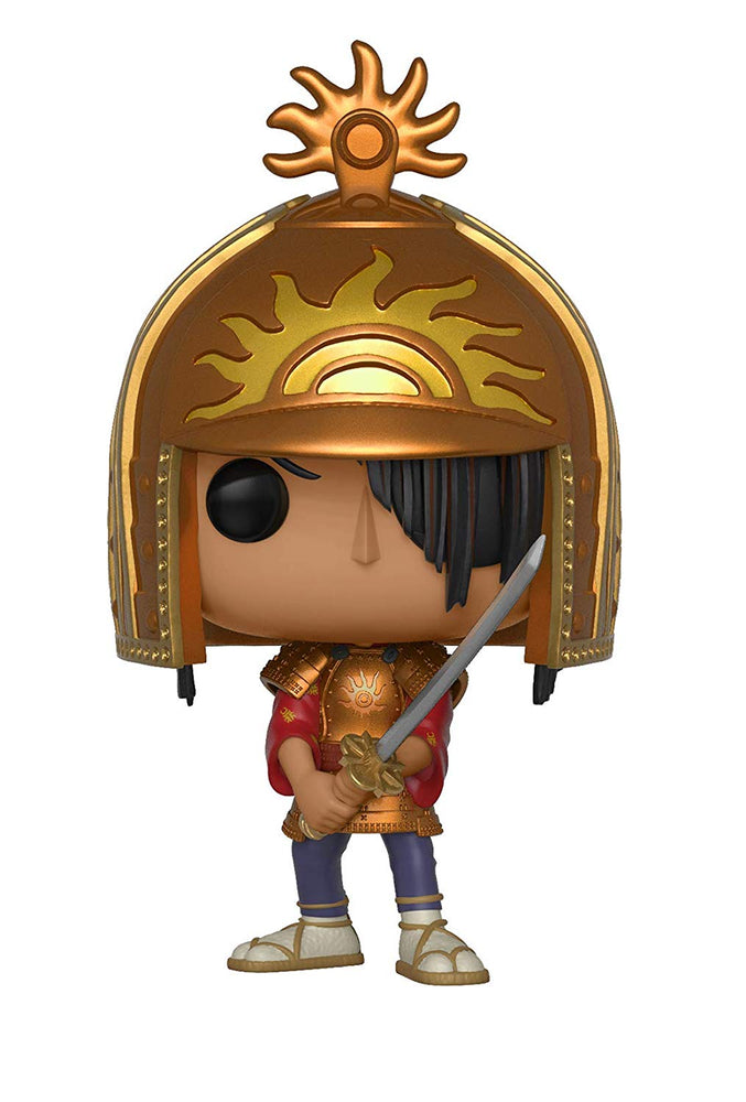 Funko Pop! Movies: Kubo and the Two Strings - Kubo (with Armor)