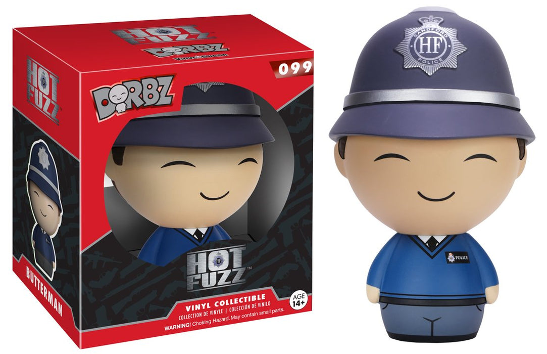 Funko Dorbz: Hot Fuzz - Butterman