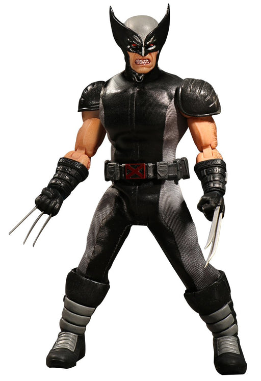 Mezco One:12 Collective Marvel - X-Force Wolverine