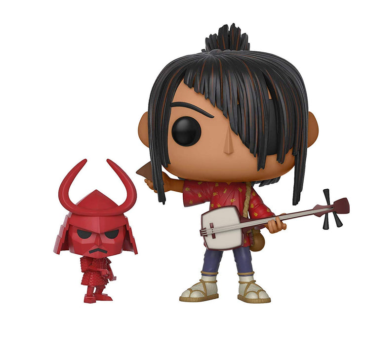 Funko Pop! Movies: Kubo and the Two Strings - Kubo (with Little Hanzo)