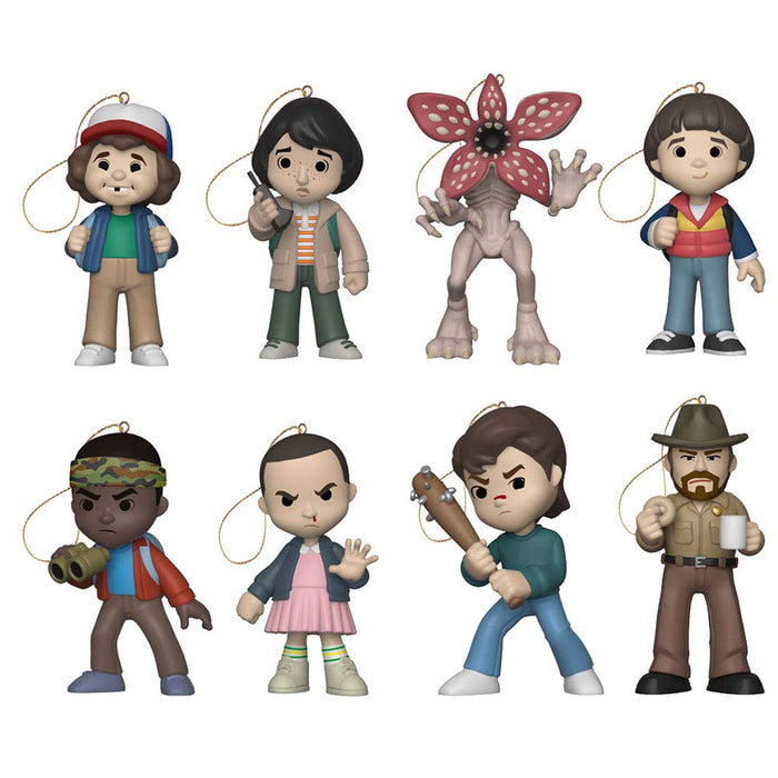 Funko Holiday Ornaments: Stranger Things (Set of 8)