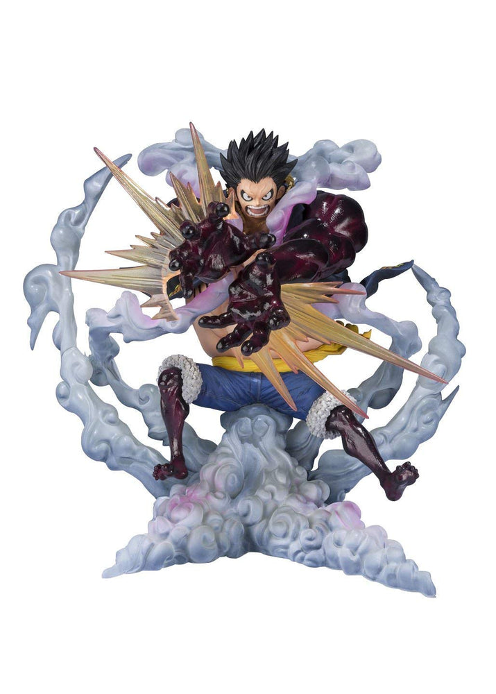 Bandai Tamashii Nations One Piece - Monkey D. Luffy Gear Four (Leo Bazooka) FiguartsZERO