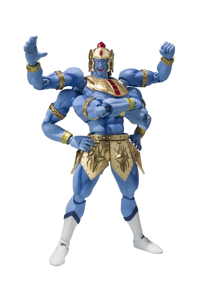 Bandai Tamashii Nations Kinnikuman - Ashuraman (Original Color Edition) S.H. Figuarts